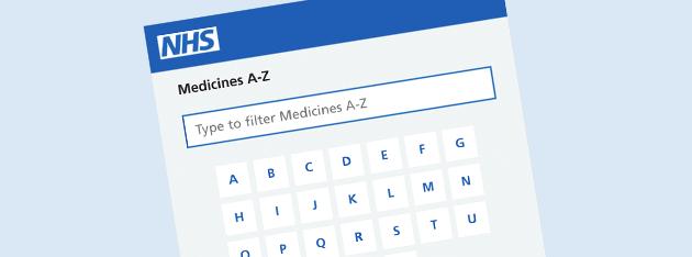 Medicines example